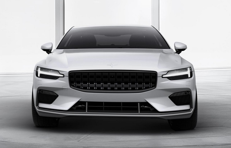 Шведский Polestar 1 составит конкуренцию Aston Martin