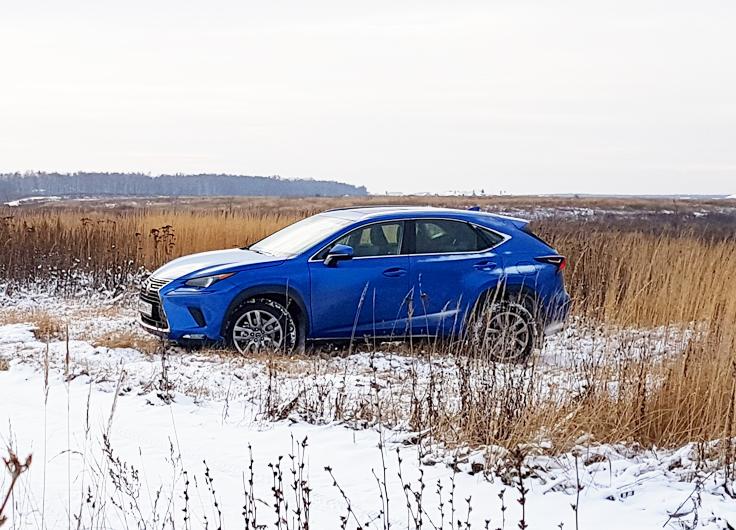 Тест-драйв нового Lexus NX 2018-2019