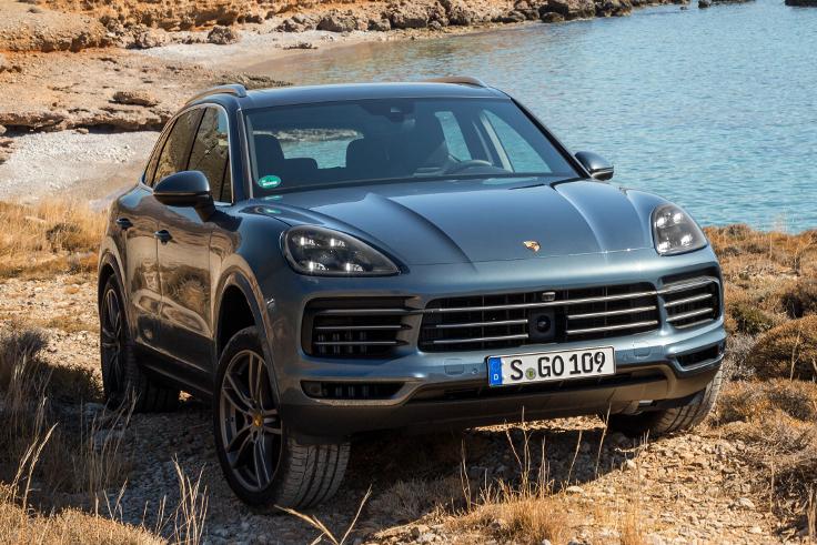 Стали известны цены на новый Porsche Cayenne