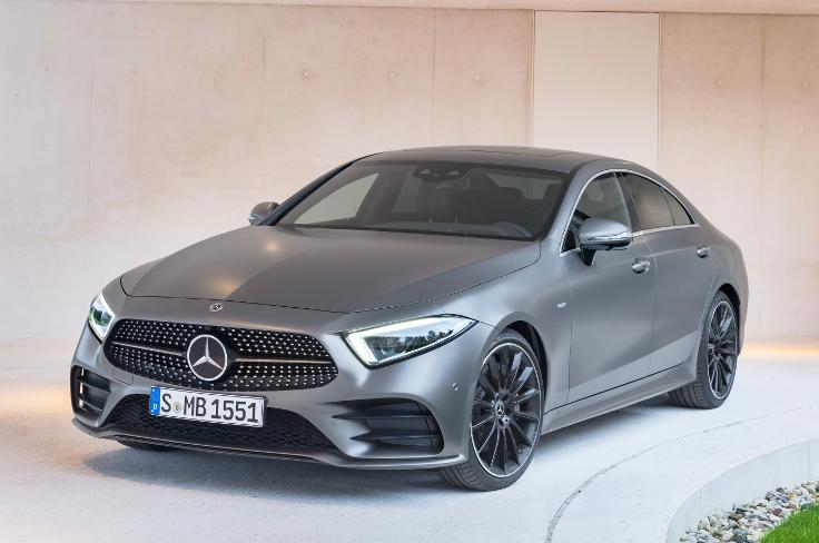 Названы цены на Mercedes-Benz CLS