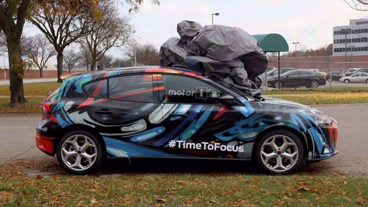 Ford Focus IV покажут в апреле