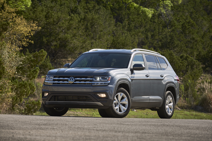 Volkswagen Teramont/Atlas потеснит рынок SUV
