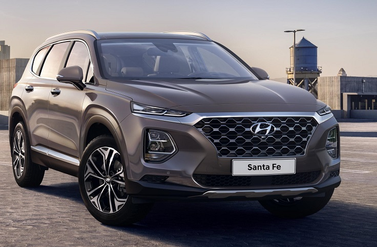 Если старый Santa Fe стал мал, Hyundai сделал больше