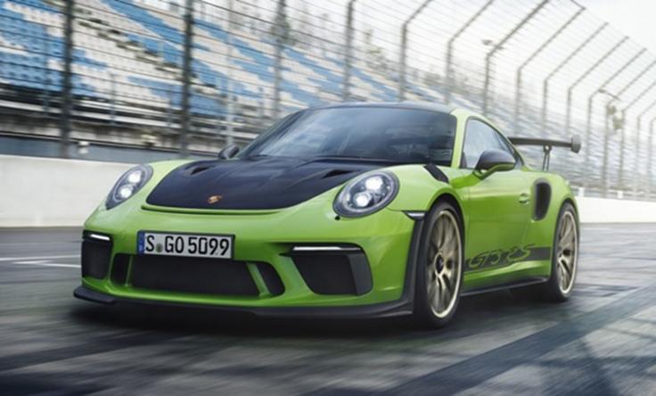 Porsche выдавил из атмосферника 520 л.с.