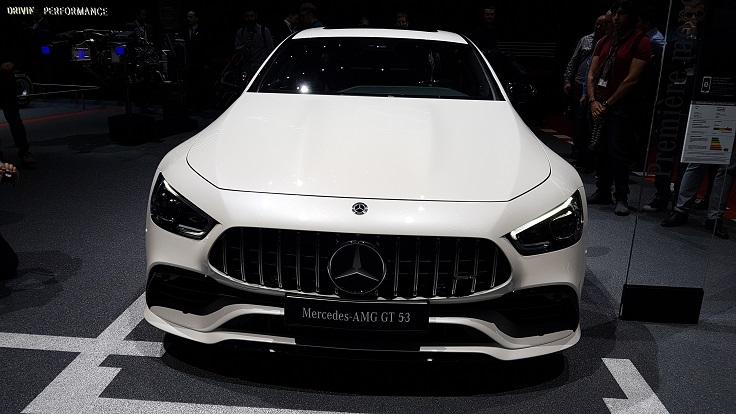 Что намудрил Mercedes с AMG GT! Panamera может спать спокойно