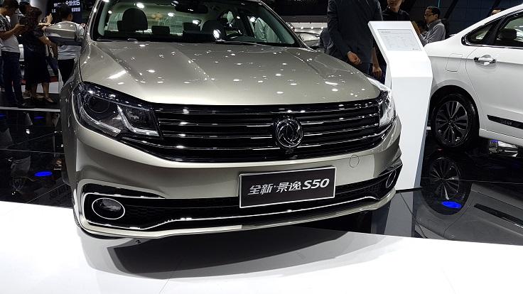 Passat по цене Solaris из Китая! Обзор Dongfeng S50