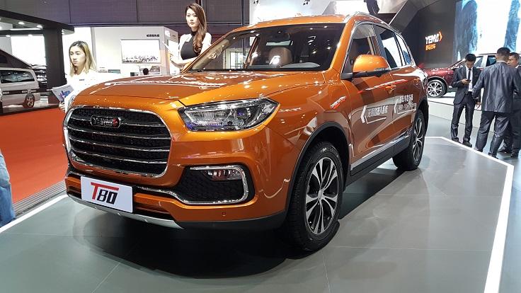 Почему Touareg из Китая лучше оригинального VW? Обзор Yema T80