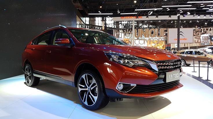 Китай и Nissan сделал сделал Crosstour лучше Honda! Обзор Venucia T90