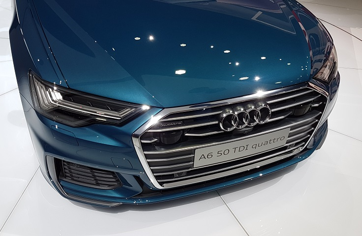Вот из-за чего новый Audi A6 лучше BMW и Mercedes