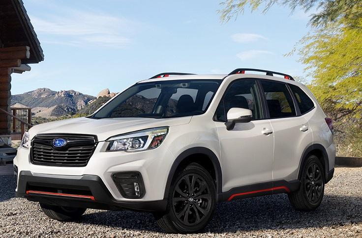 Почему новый Subaru Forester не станут брать в России