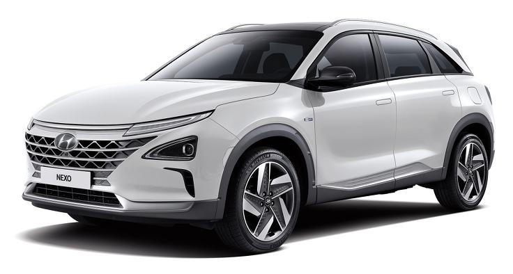 Водородный Hyundai Nexo - кусайте локти или меняйте паспорт