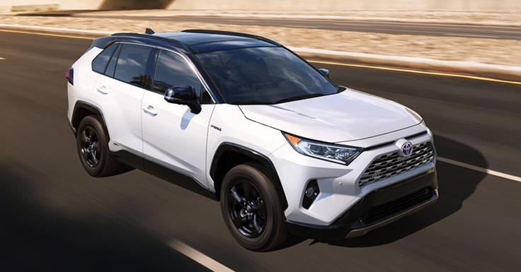Чем новая Toyota RAV4 еще круче старой?
