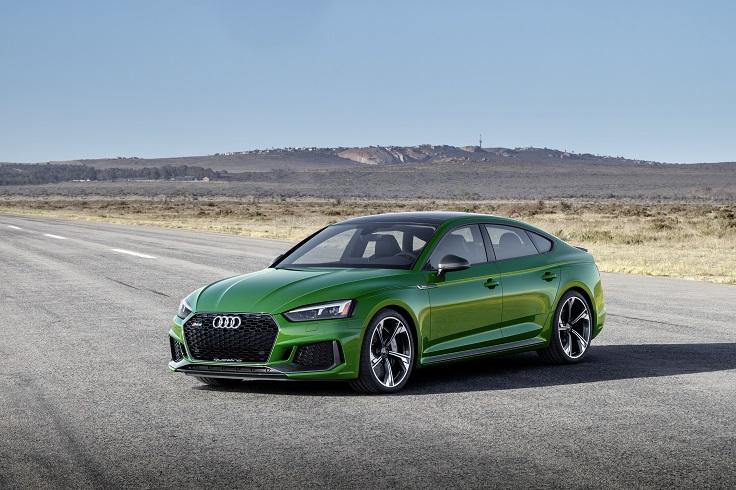 Зачем Audi RS5 ещё 2 двери?