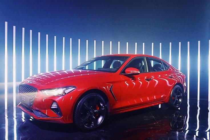 Новый Genesis G70 в России не оставит шансов Трёшке BMW