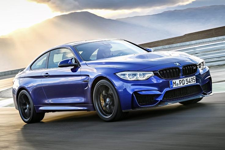Специальное купе BMW M4 CS раскупили в день старта продаж