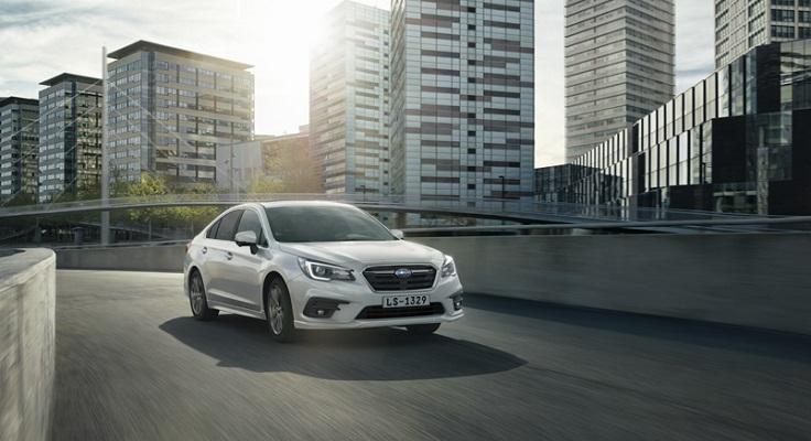 Старый Subaru Legacy на брали, и новый брать не станут