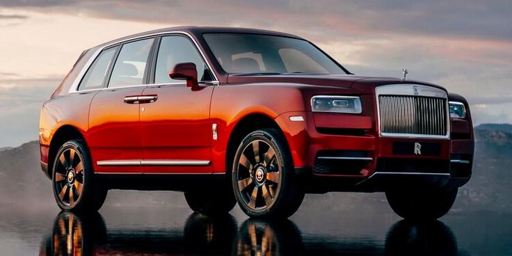 Трепещи, Bently Bentayga! В Россию едет Rolls-Royce Cullinan