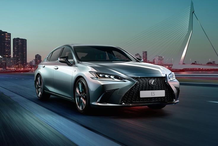 Осенью стартуют продажи нового Lexus ES. Цен еще нет