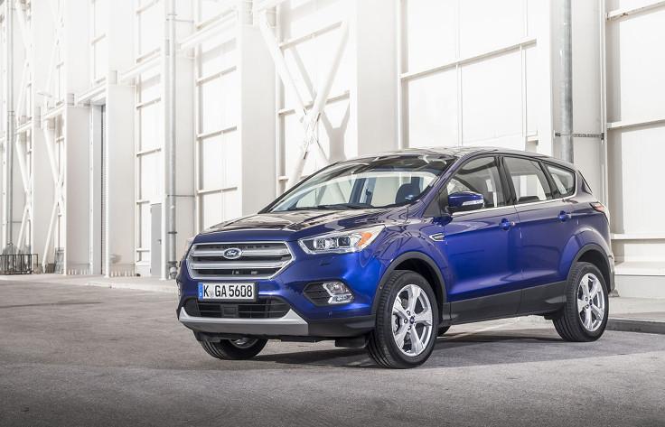 Ford роняет цены на 7 моделей