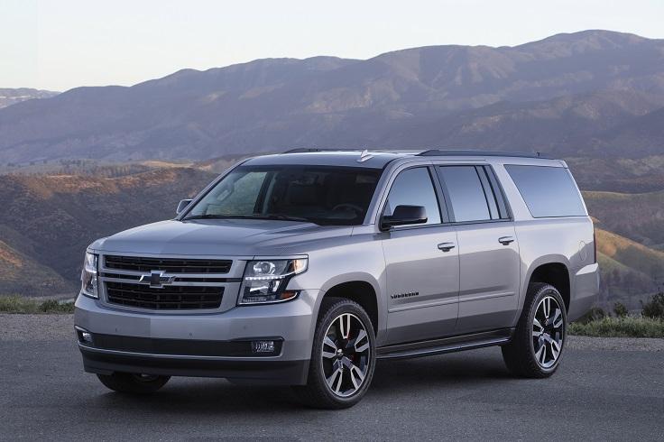 Новый Chevrolet Suburban SRT отдаст мегаватт энергии на торможении!