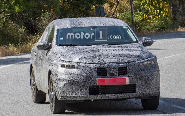 Renault тестирует бюджетный кросс-купе