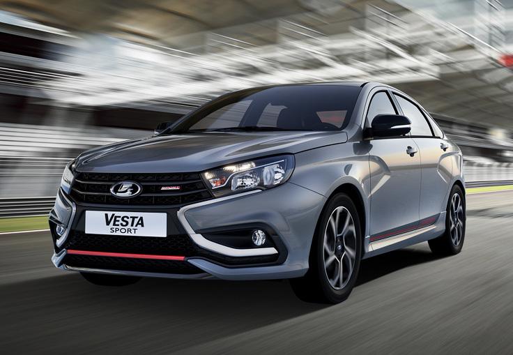Lada Vesta Sport: теперь мы знаем, как будет выглядеть серийная модель!