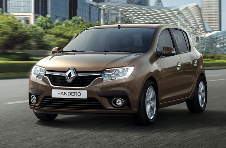 Обновленные Renault Logan и Sandero для России: все подробности