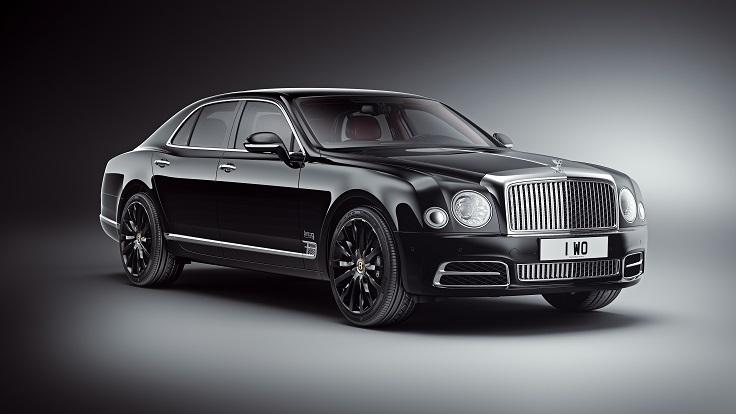 1 из 100. Новый суперэксклюзив от Bentley
