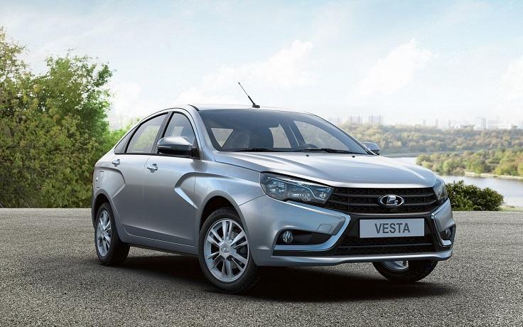 Lada Vesta получила новые опции