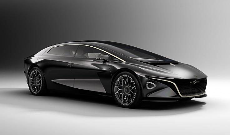 Забудьте про Rolls-Royce. Новая Lagonda Vision сотрёт с лица Земли память о нём