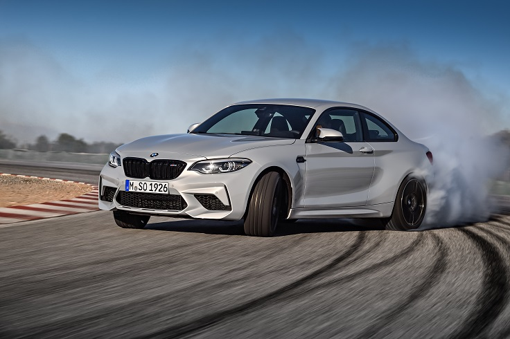 Каким к нам доедет супербешеный BMW M2 CSL?