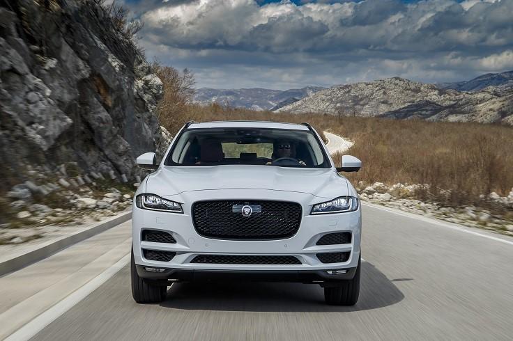 Jaguar поработает над выпуском своего лучшего кроссовера