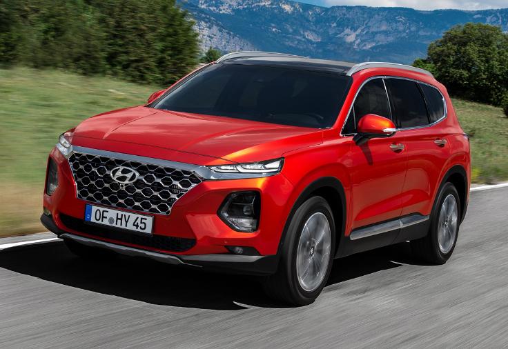 Новые подробности о Hyundai Santa Fe для России
