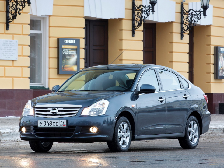 Nissan оставит россиян без бюджетного седана