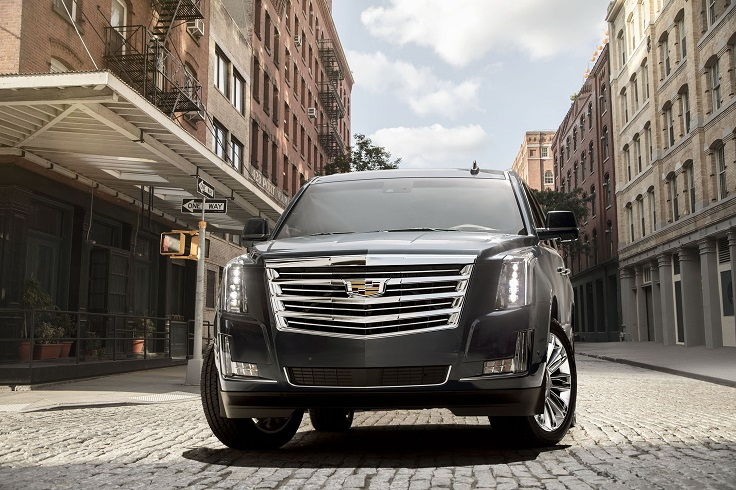 Cadillac Escalade перейдёт на двойной турбонаддув
