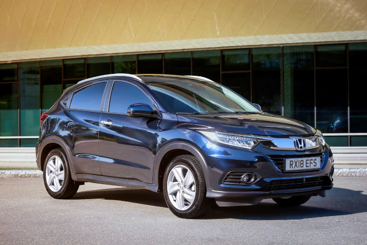 Больше хрома, меньше шума. Чем порадует новый Honda HR-V?