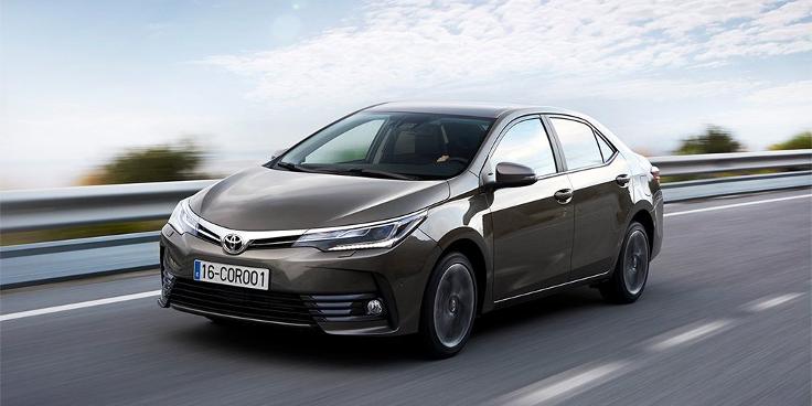 Toyota Corolla, Volkswagen Golf и... Кто еще вошел в тройку лидеров мировых продаж