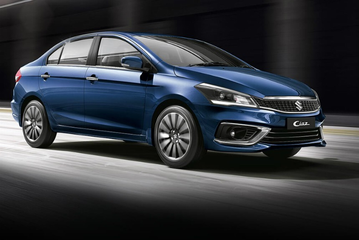 Конкурент Hyundai Solaris Suzuki Ciaz обновился