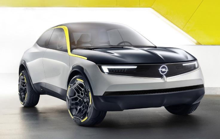 Opel GT X Experimental показали полностью