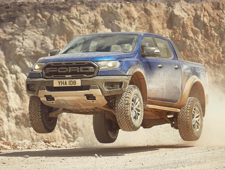 Экстрим для Европы. Ford показал новый пикап Ranger Raptor