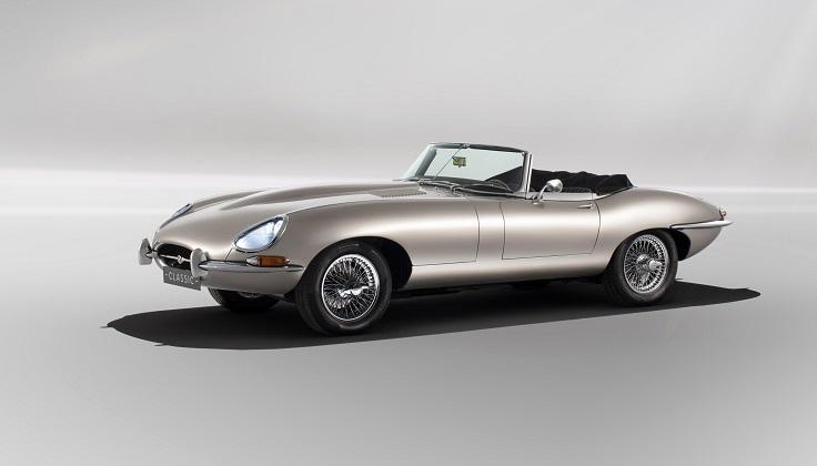 Это лучше Бентли и Роллс-Ройса. Серийный Jaguar E-Type Zero готов!