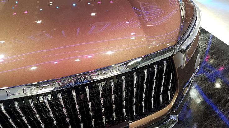 Осматриваем живьём новый Leopaard Mattu и CS3. Китай сделал хищнега из микса Mercedes, BMW и Porsche