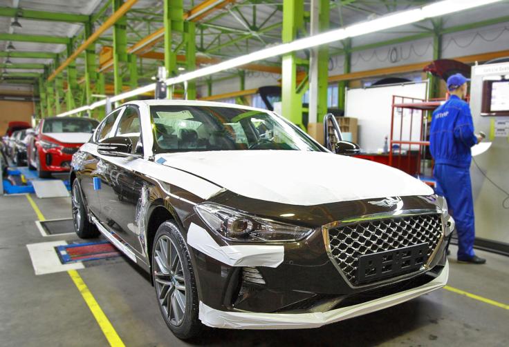 Автотор приступил к выпуску новой престижной модели