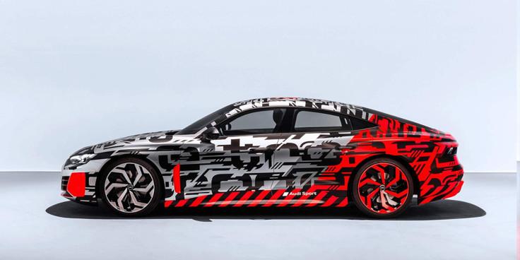 Битва титанов. Audi готовит конкурента Tesla Model S