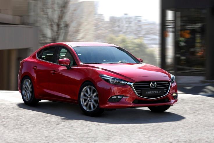 """Все модели Mazda, за исключением новой """"шестерки"""", подорожали"""