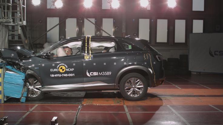 EuroNCAP назвал самые безопасные модели года