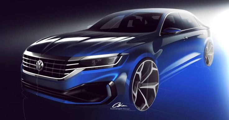 Новый Volkswagen Passat будет не таким уж и новым