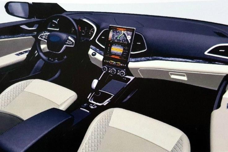 Lada Vesta получит новый интерьер. Каким он будет?