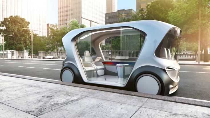 Bosch покажет автономный автомобиль будущего