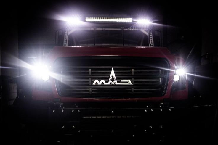 МАЗ построил принципиально новый автомобиль для Дакара